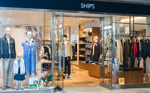SHIPS Days 大宮店